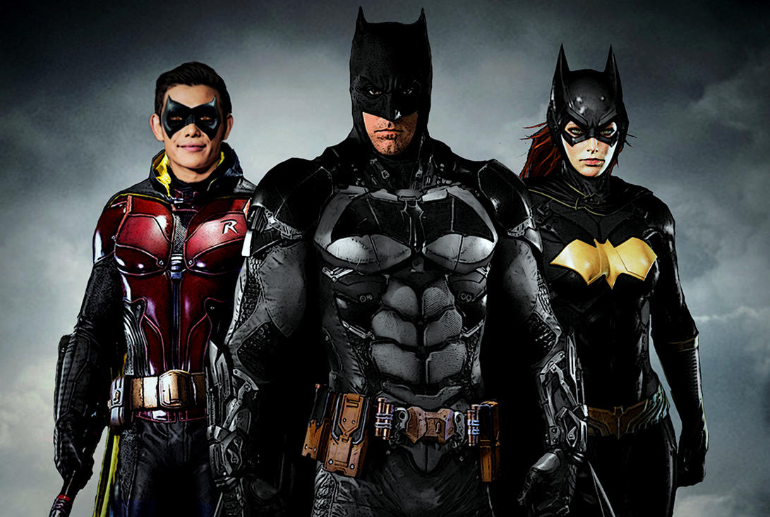 Batman y robin 1997 latino dating 9