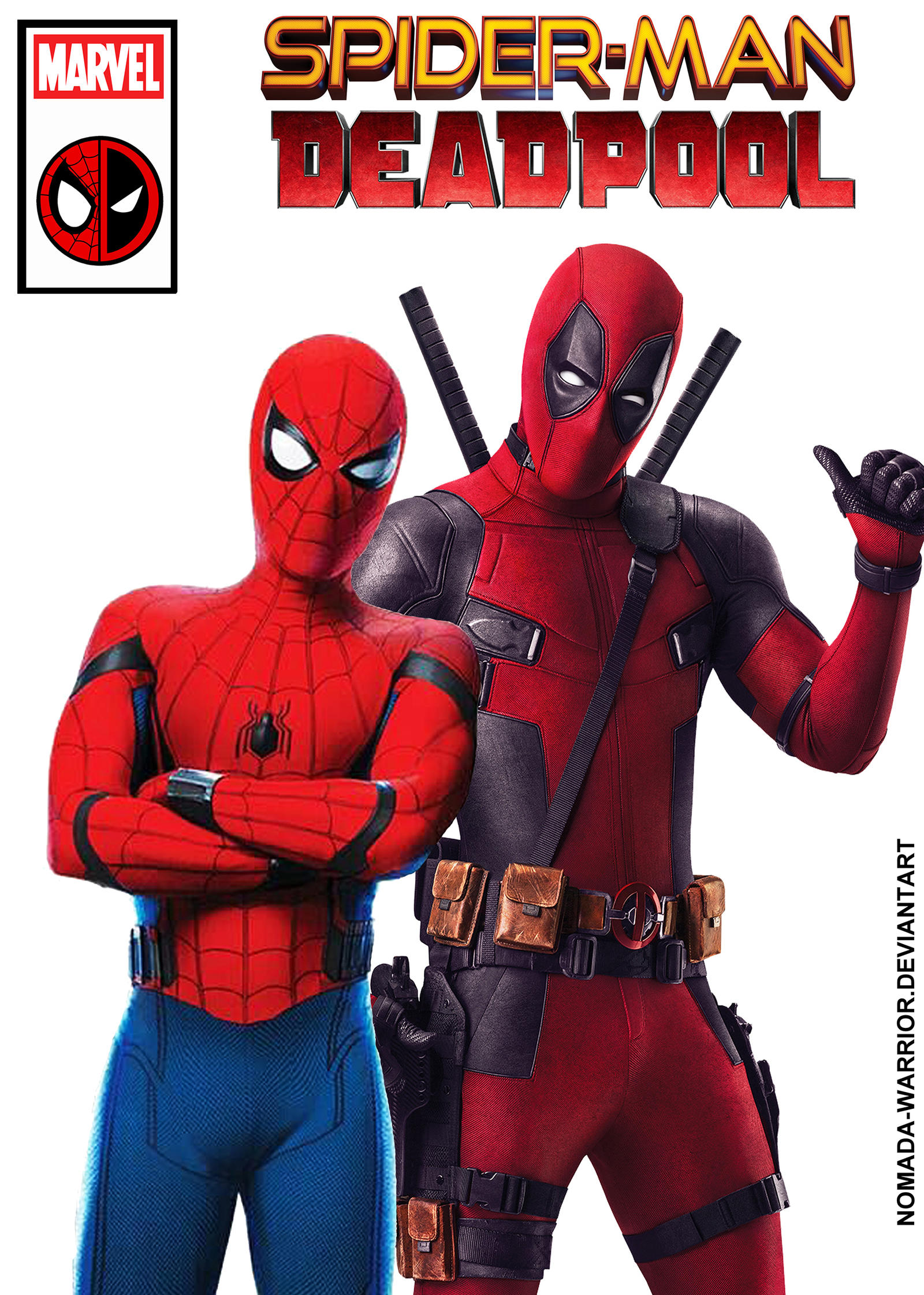 Deadpool And Spiderman Fanfiction For Kids