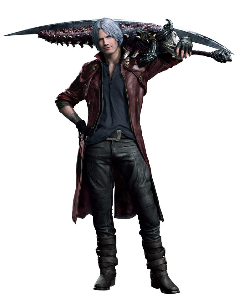 Devil May Cry 5: Dante Devil May Cry 5 By Nomada-Warrior On DeviantArt