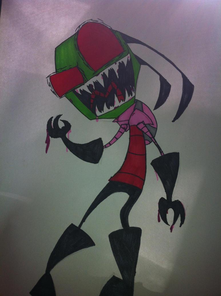 IB fan art by invaderstitch2000