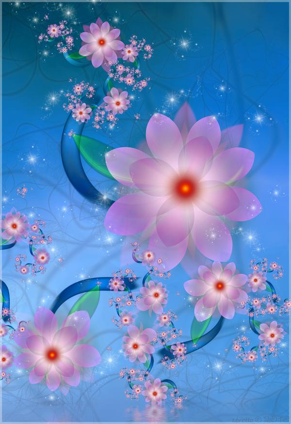 A Starry Night by SARETTA1