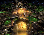 Alien Jungle-The Gateway