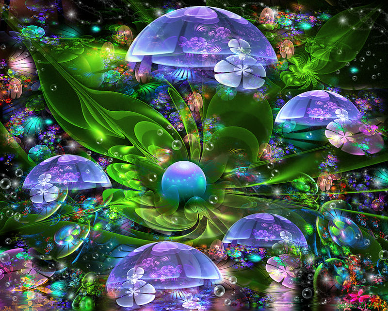 A Night in Wonderland by SARETTA1
