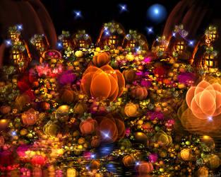Autumn Fairy Tale by SARETTA1