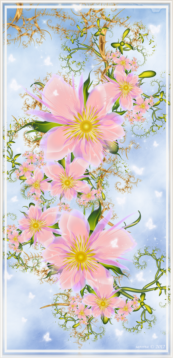 Blooming Spring by SARETTA1