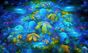 Coral Reef by SARETTA1