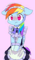 [My little pony]Made Rainbow Dash by yunyeyoung