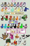 My Llama Collection by PinkysunTransformice