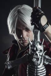 Dante cosplay