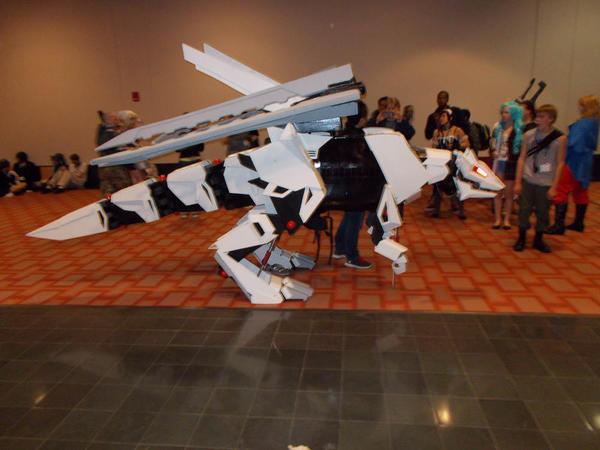 Berserk Fury Zoids: New Century, Anime Boston 2012 by DailyCosplay