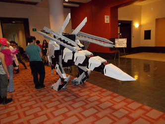 Berserk Fury Zoids: New Century, Anime Boston 2012