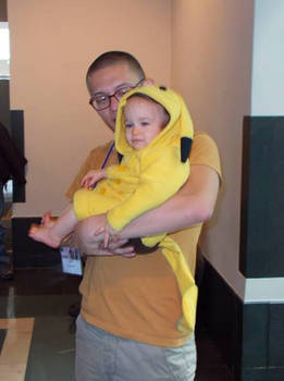The Littlest Pikachu