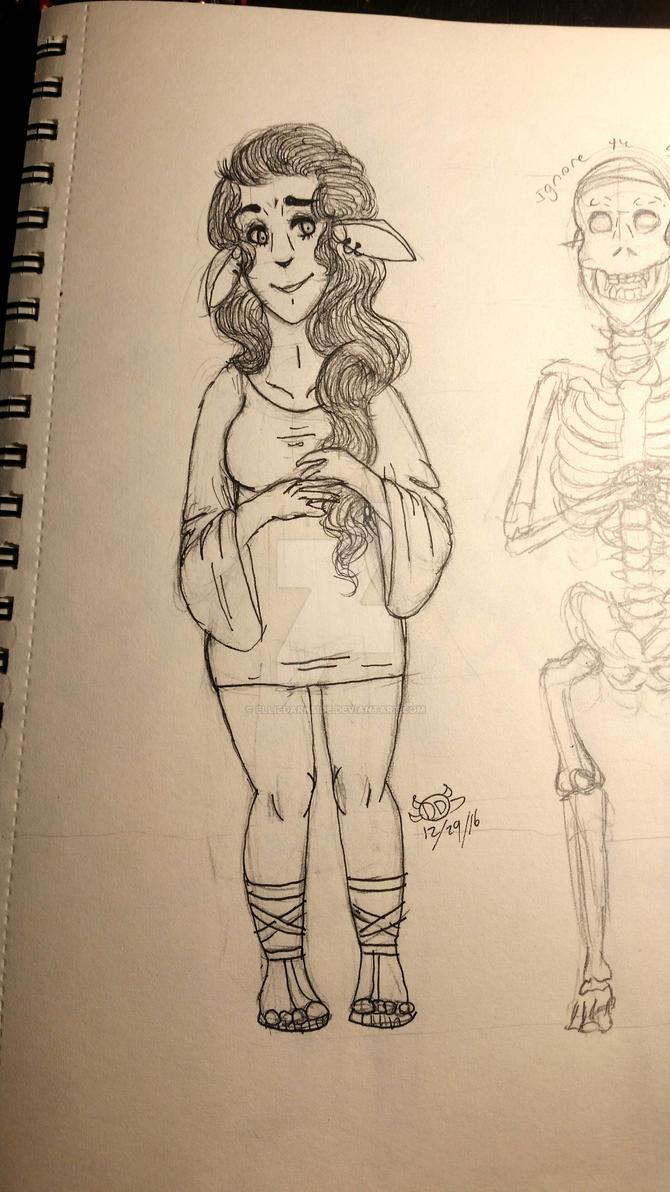 more doodles huh by EllieDarkside