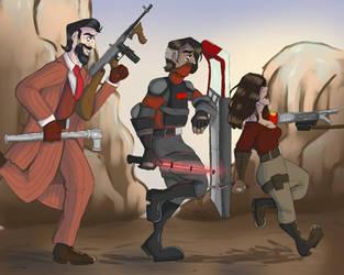 to battle by EllieDarkside