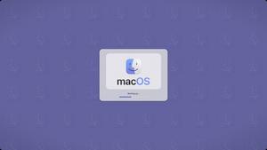macOS Classic (OS Mockup)