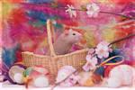 Happy Easter Hamster I