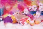 Happy Easter Hamster III