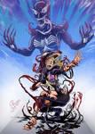 She Venom color