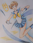 Sailor Uranus by Freddy-Kun-11