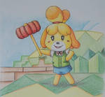 Isabelle by Freddy-Kun-11