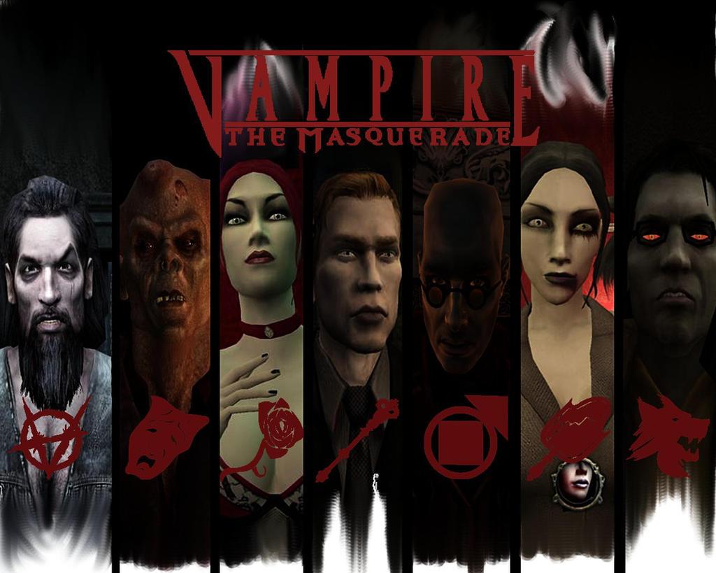 how to move vampire the masquerade