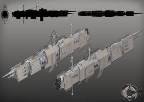 Sith Empire Phytarix Class Linecruiser