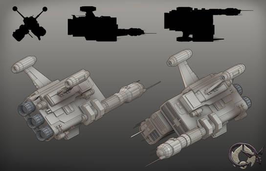 Core Galaxy Systems Dreadnaught