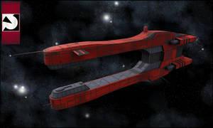 Peacekeeper Grindellah-Class Attack Cruiser