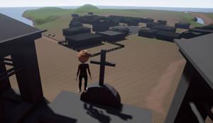 Pumpkinvale Temple (in progress) by Pumpkin-Days-Game