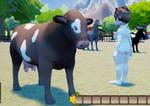 Cute Cow by Pumpkin-Days-Game