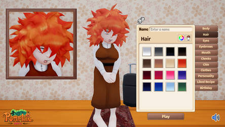 Pumpkin Character Customization by Pumpkin-Days-Game
