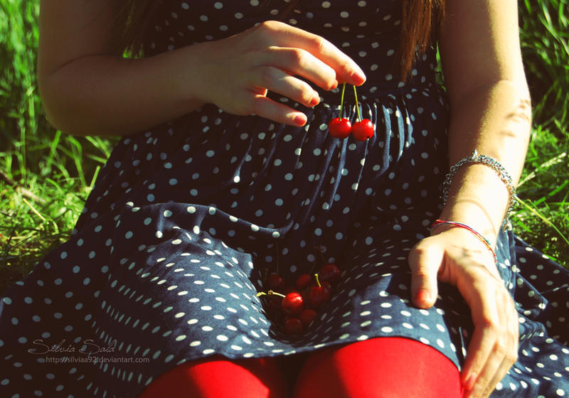 Life is a cherry