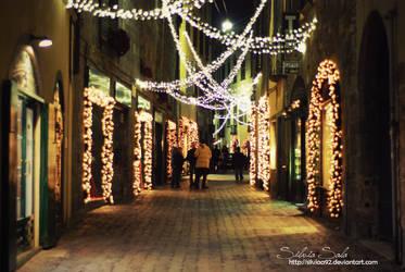 Christmas Lights by Silviaa92