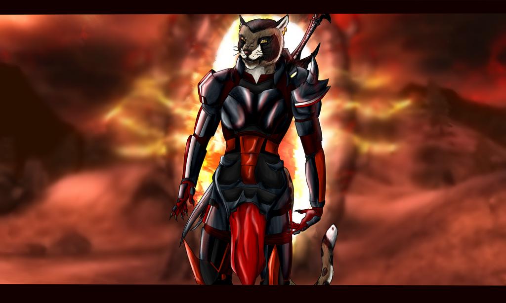 Skyrim Effect by BlackDema