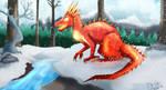 Crystal Dragon II