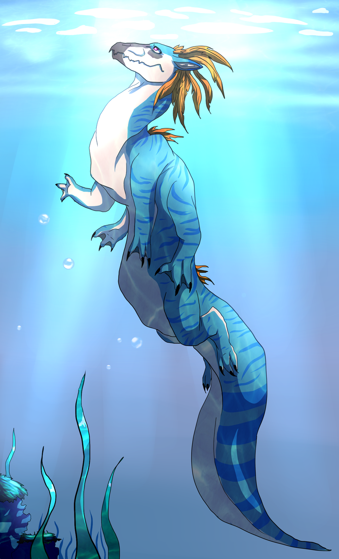 Water by BlackDema