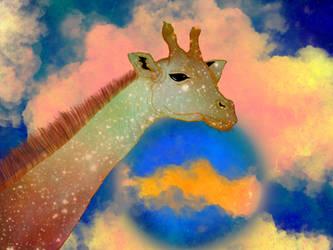 Giraffe  by CamronK