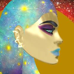 Queen goddess  by CamronK