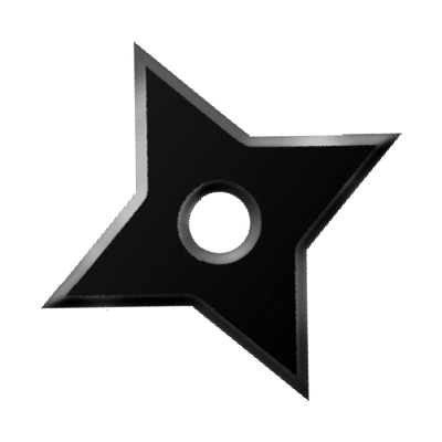 Ninja star dock icon :K-ninja: by piepiepie12345667890