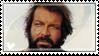 Bud Spencer stamp by DorothyBomeraang