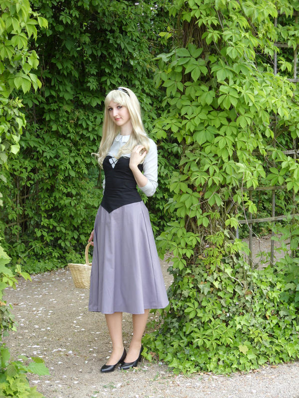 Elle Fanning Aurora Costume Aurora by black---butt...