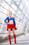 Supergirl II by black---butterfly
