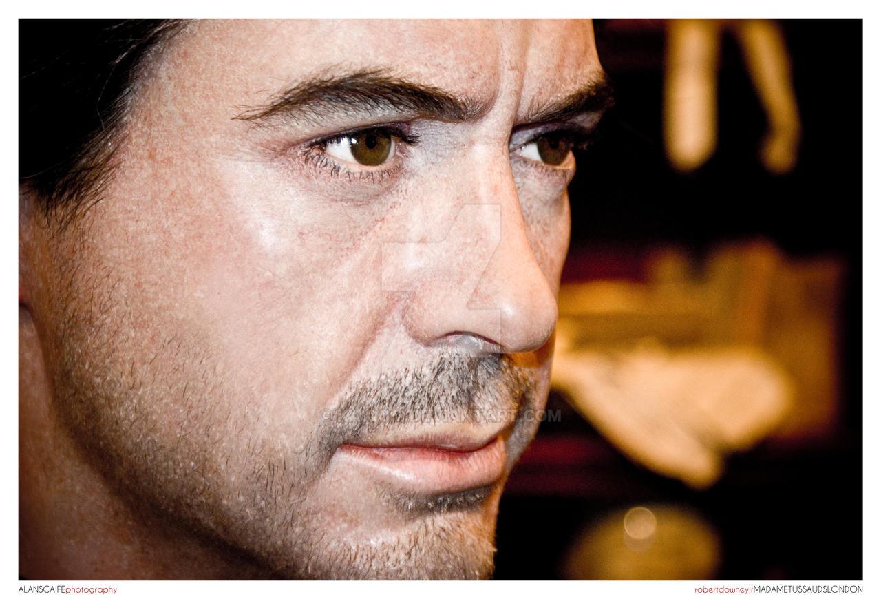 Robert Downey Jr. by KaiQom
