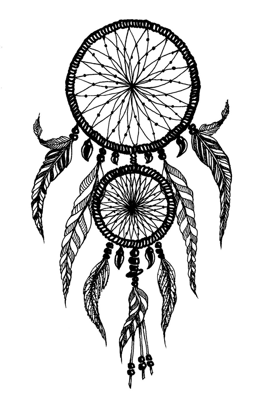Dreamcatcher Drawing Tumblr | Wallpapers Gallery