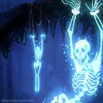 Glowing Skellies