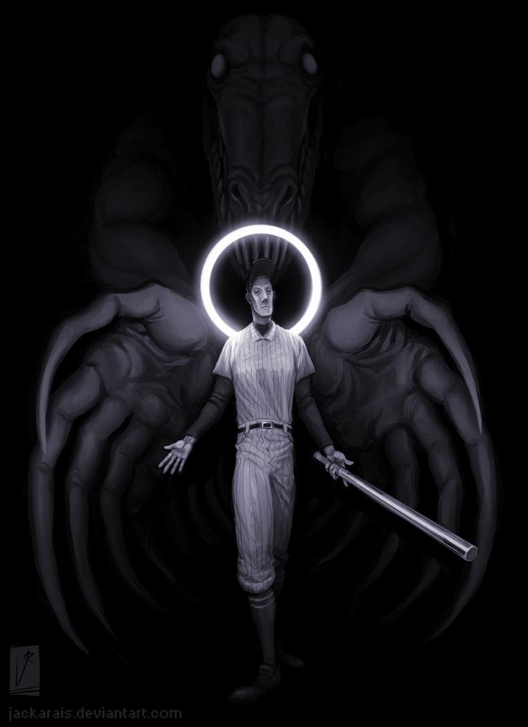 Holy Saviour by Jackarais