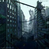 The Sleeping City 2 by Jackarais