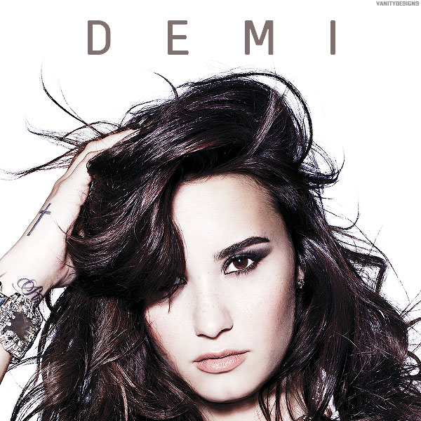 Demi Lovato - Demi by VanityCovers on DeviantArt