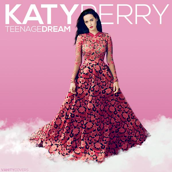 Katy Perry - Teenage Dream by VanityCovers