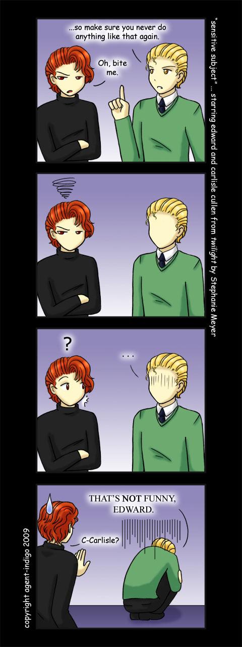 Twilight Comic 1 by agent-indigo